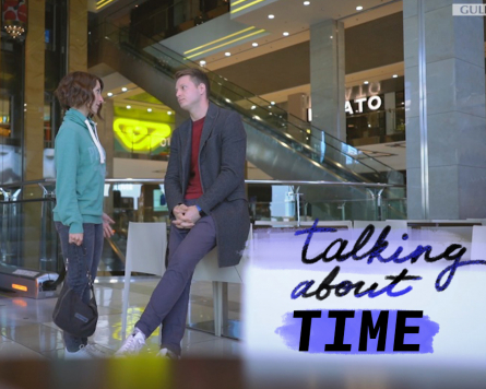 Talking about time