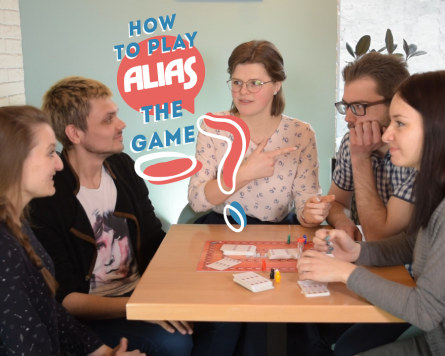 Bits and Pieces. How to play Alias. The Game.