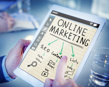 English for Digital Marketing