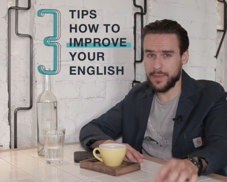 Bits and Pieces: 3 tips how to improve your English