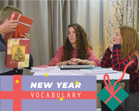 New Year Vocabulary