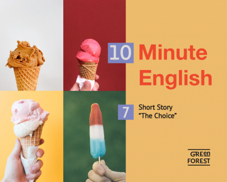 "10 Minute English – 8. Short Story ""The Choice"""