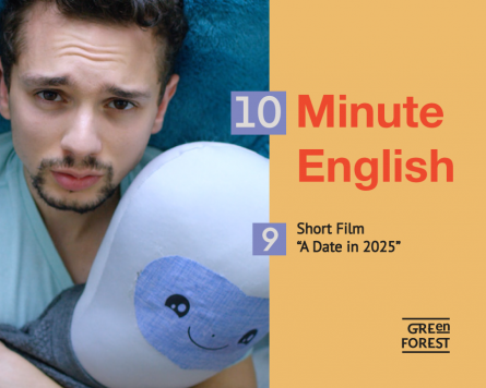 "10 Minute English – 9. Short Film ""A Date in 2025"""