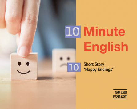 "10 Minute English – 10. Short Story ""Happy Endings"""