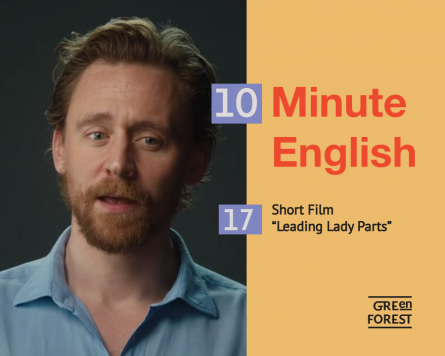 "10 Minute English – 17. Short Film ""Leading Lady Parts"""