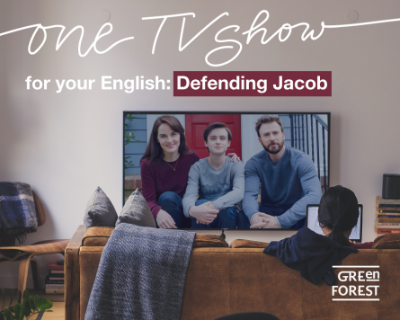 One TV show for your English - Defending Jacob
