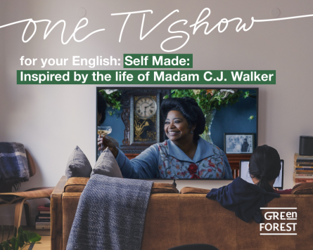 One TV show for your English - серіал Self Made: Inspired by the life of Madam C.J. Walker