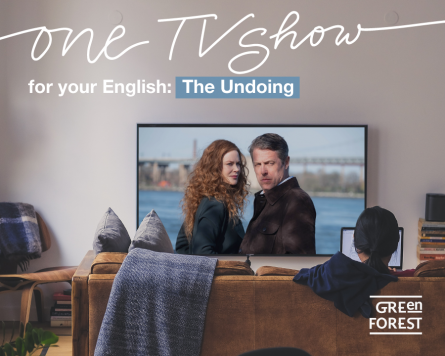 One TV show for your English - серіал The Undoing