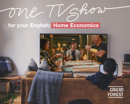 One TV show for your English - серіал Home Economics
