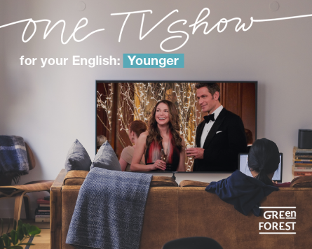 One TV show for your English - серіал Younger