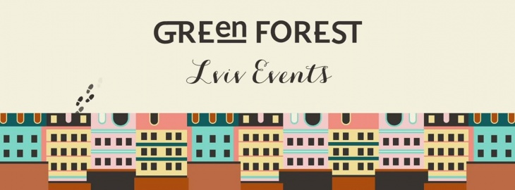 Green Forest Lviv Events
